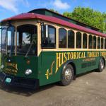Home | All Tours & Schedules | Buy Tickets Now | New Services | Our Location | Contact   Historical Trolley Tours Of Burlington