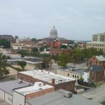 Jefferson City from room 1008