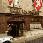 Photo de Hotel Les Armures