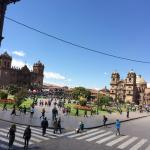 Cusco town center