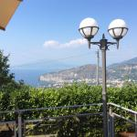 view over Sorrento