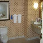 bathroom #2 exec level suite