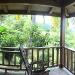 Front Balcony View