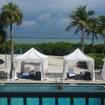Resort right on the beach.   Many things to do and great staff.  I suggest riding your bikes to