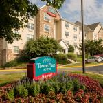Front Entrance- TownePlace Suites BWI Airport