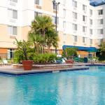 Fairfield Inn & Suites Orlando Lake Buena Vista in the Marriott Village Foto