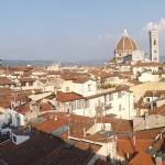 View from the terrace of the hotel Boscolo Astoria