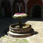 A very picturesque courtyard, ideal for those romantic pictures!