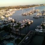 RitzCarlton MDR room with view of marina
