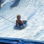 The awesome wave rider was fantastic!