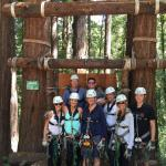 Mount Hermon Adventures - Redwood Canopy Tours