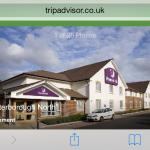 Peterborough Premier Inn North