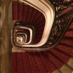 staircase view