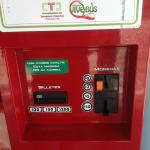 Viva Bus Ticket Machine Charge station