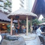 Fabulous musicians twice daily at The Kani Ka Pila Grille