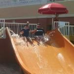 We had a fabulous time. The new water park is wonderful. Great place to stay. Should be at least