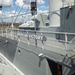 SS American Victory Mariners' Memorial and Museum Ship