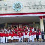 3 nations celebrations at batam view beach resort indonesia