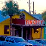 Tin City is great for shopping and casual dining!