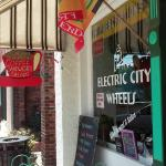 Electric City Wheels & Grinds