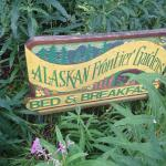 Alaskan Frontier Gardens Bed and Breakfast Foto