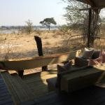 صورة فوتوغرافية لـ ‪Wilderness Safaris Toka Leya Camp‬