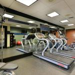 Our Linden Hotel's Fitness Center