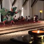 Apsara performance during dinner
