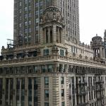 Such detail!  The Jewelers' Building at 35 East Wacker Drive (Chicago).  Built in 1920s.