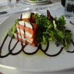 Caprese Salad (very good)