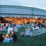 Evening at Tanglewood