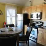 Chelsea Cottage Kitchen/Dinning area