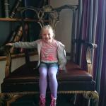 Giant Chair!