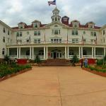 The historic Stanley hotel in late August 2015. Really a site to behold.
