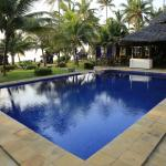 Wonderful pool and outdoor bar / lunch area
