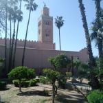 Koutoubia by day