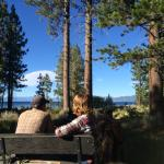 View of Tahoe from Wagon