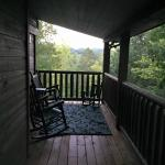Morning Hill Porch Outside