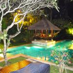 Night Shot of Villa #119