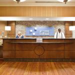 Foto de Holiday Inn Express Savannah-Historic District