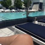 Rooftop Pool at Gale South Beach