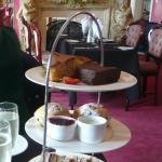 The best afternoon tea ever