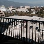 View from balcony, 8th floor, facing east (mountain view)