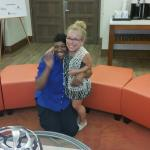 She's an awesome night manager!!!! Ms . Stephanie