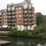 Holiday Inn London - Brentford Lock Foto