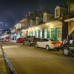Taken from the corner of Dumaine St looking down Royal St
