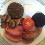 The best cooked breakfast ever!