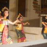 Authentic Balinese dancers