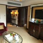 the very spacious 1 bedroom suite (2408) on the 24th floor