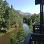 Photo de The Inn Above Oak Creek